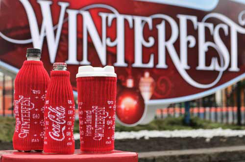 WinterFest Coca-Cola® Bottle Sweater