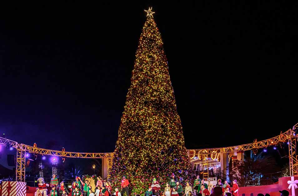 WinterFest Way | WinterFest Attractions | Kings Island