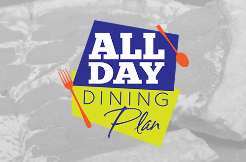 Michigan's Adventure All Day Dining