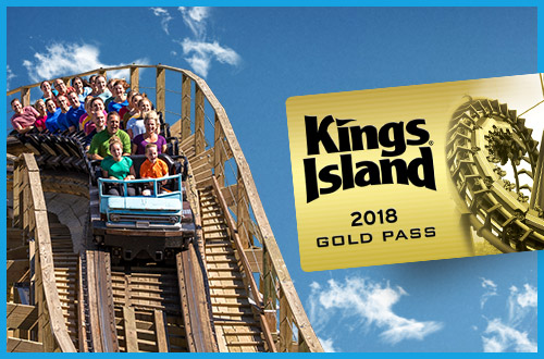 How Much Is A Kings Island Gold Pass