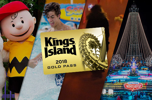 Kings Island Gold Pass