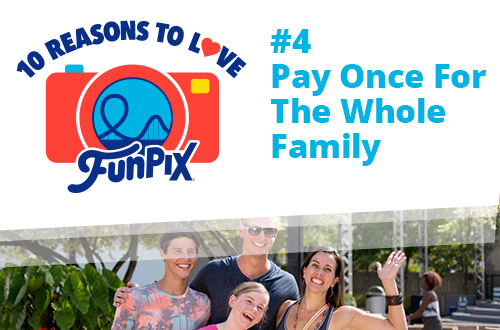 Pay Once for the Whole Family
