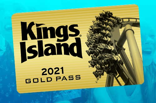 Kings Island Season Passes