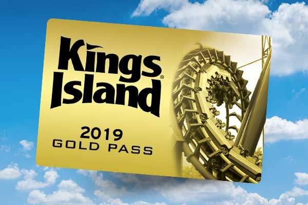 Kings Island Gold Pass Renewal