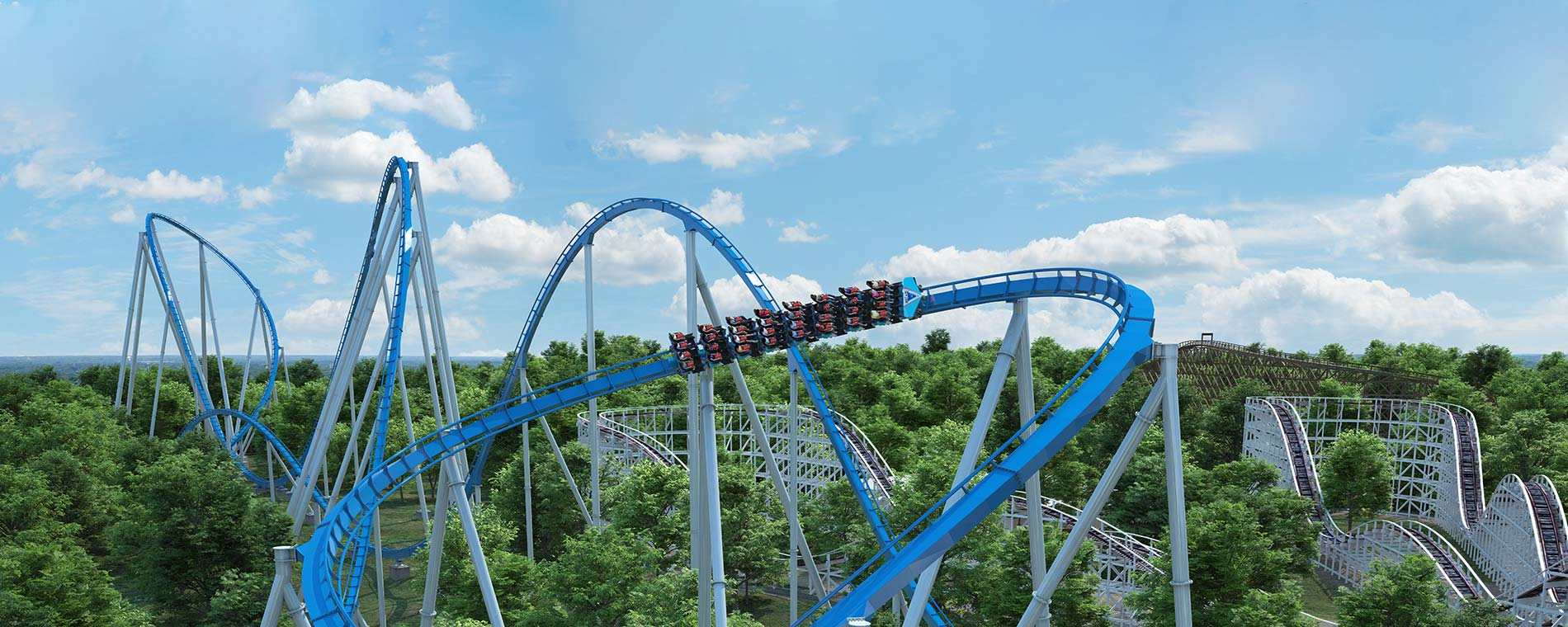 Gold & Platinum Pass Preview at Kings Island