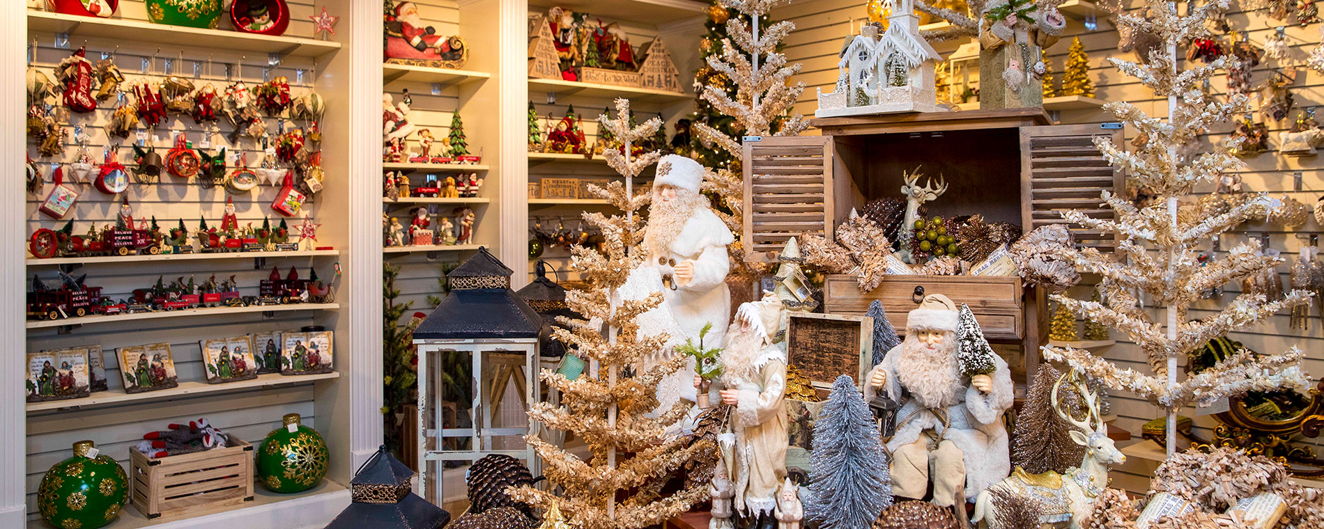 Christmas Collections | WinterFest Shopping | Kings Island