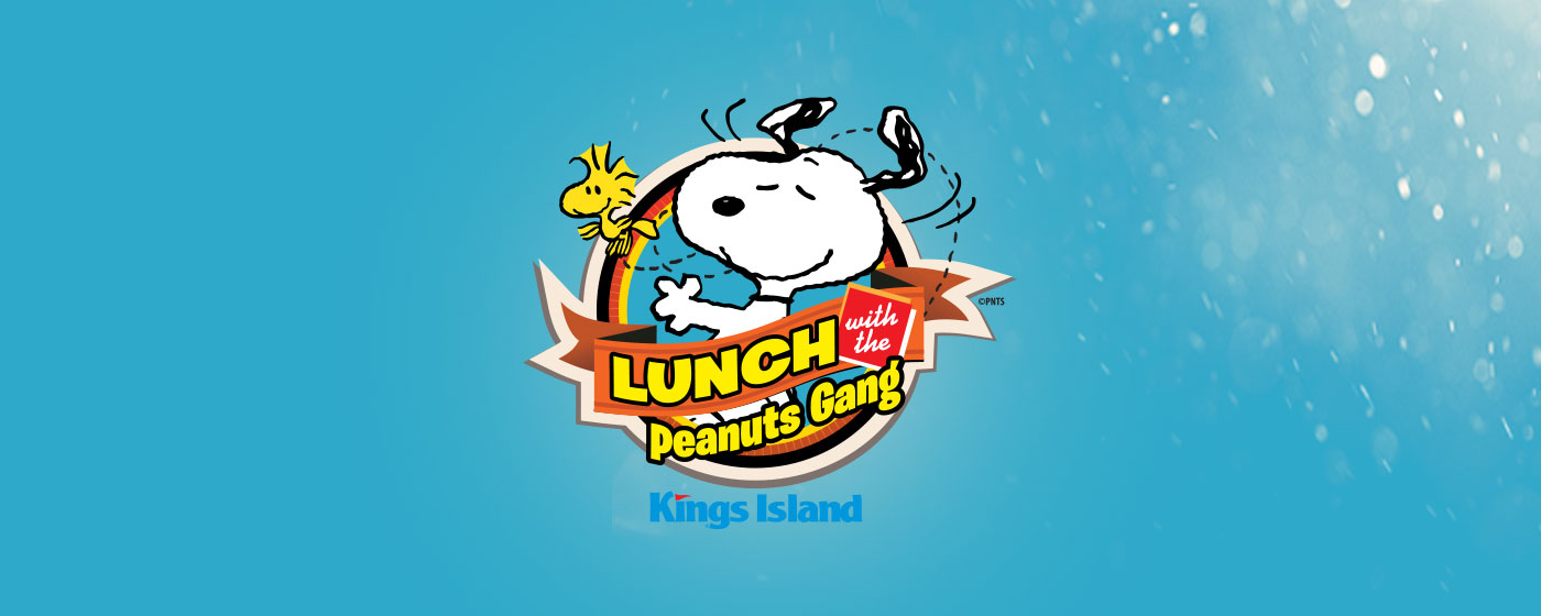 Lunch with the PEANUTS Gang