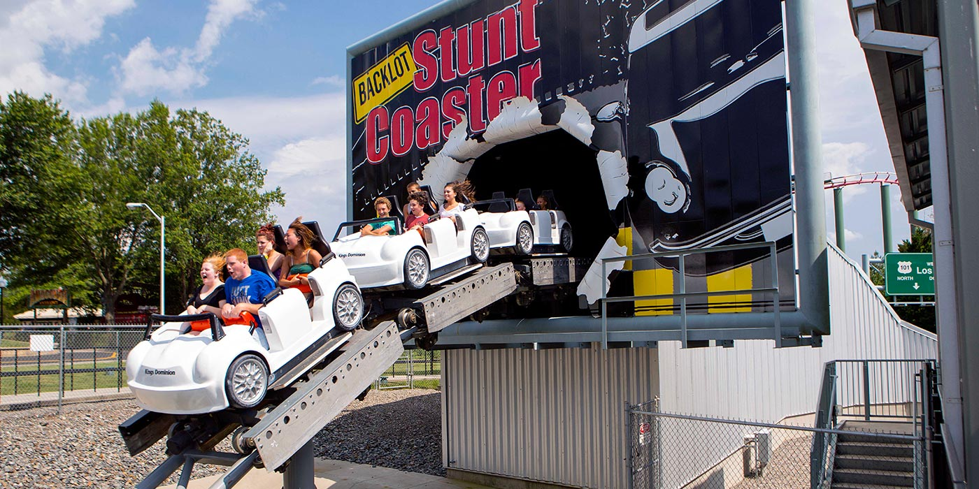 Backlot Stunt Coaster