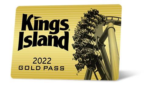kings island gold pass