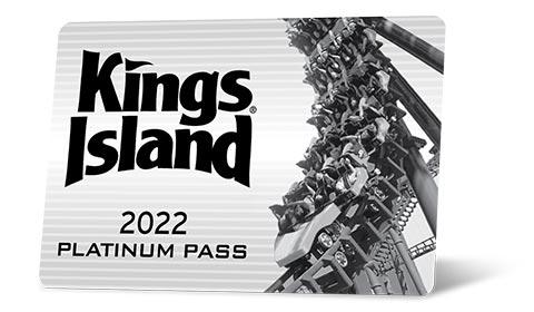 kings island platinum pass