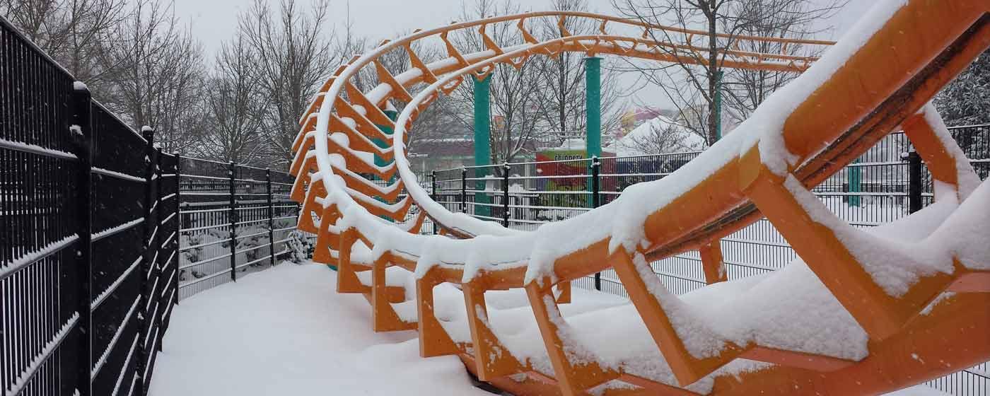 Winter Fun At The Park Michigan S Adventure