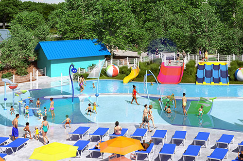 Michigan's Adventure Water Park Expansion