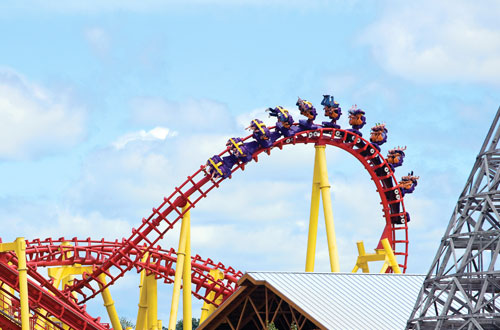 Michigan's Largest Amusement Park & Water Park | Michigan's Adventure