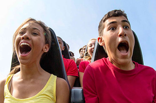 Season Pass Bring-A-Friend Days at Michigan's Adventure