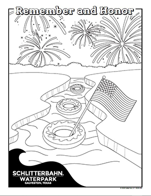 Memorial Day Coloring Sheets Learn At Home With Schatze