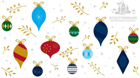Ornaments Holiday Wallpaper Desktop