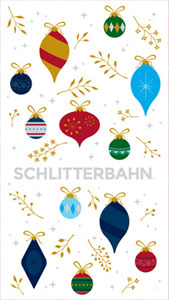 Ornaments Holiday Wallpaper Mobile