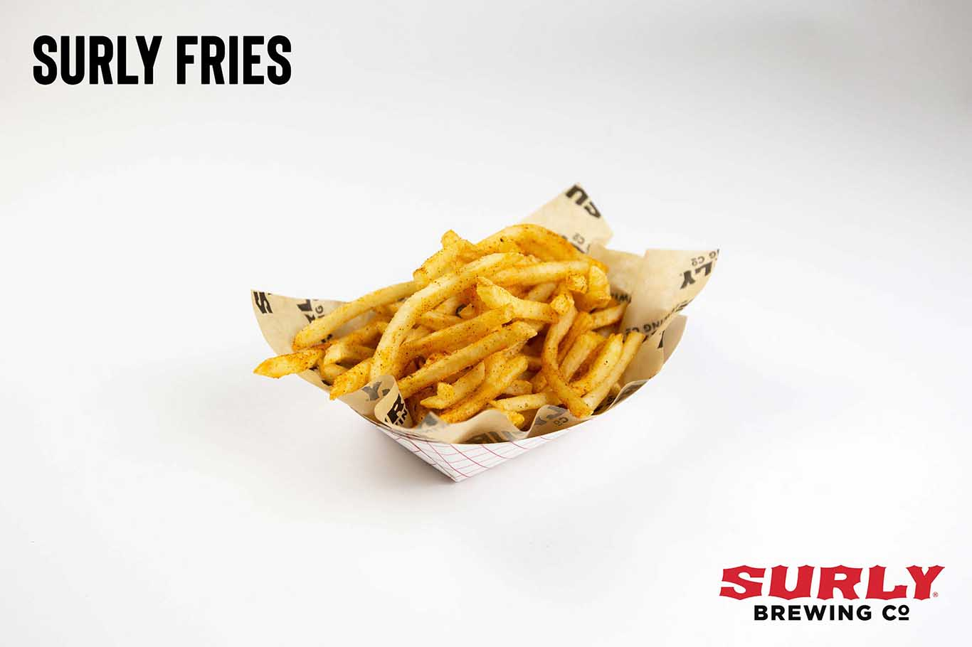 Surly Fries Basket