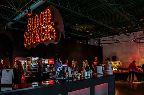 Bloodsuckers Event Lab