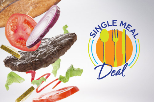 Valleyfair Single Meal Deal