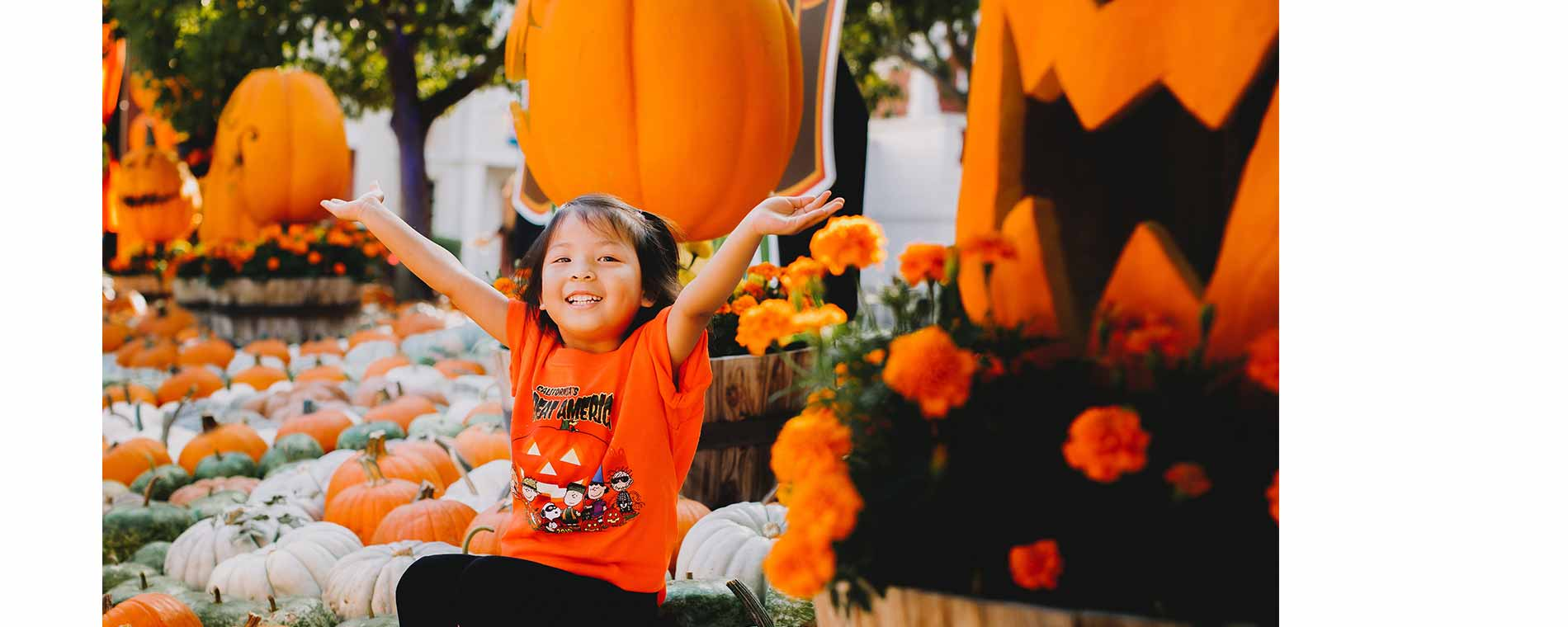 Kids Halloween Events at The Great Pumpkin Fest