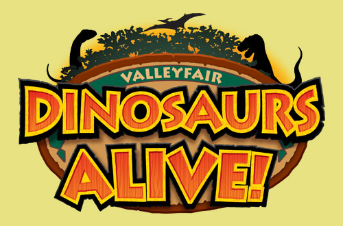 Valleyfair Dinosaurs Alive