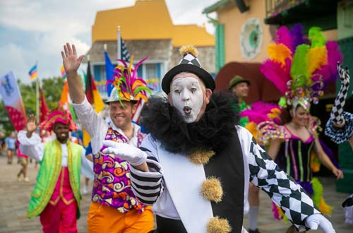 Valleyfair Announces Its Largest-Ever Event: Grand Carnivale - Coming in 2020