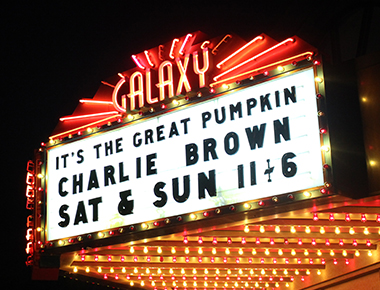 It's the Great Pumpkin, Charlie Brown at ValleySCARE's Great Pumpkin Fest