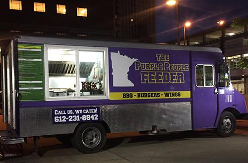 Kabomelette Food Truck