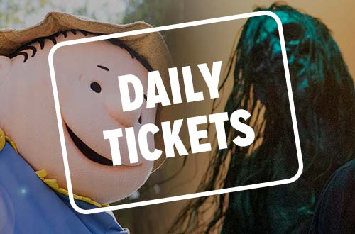 Fall Daily Tickets