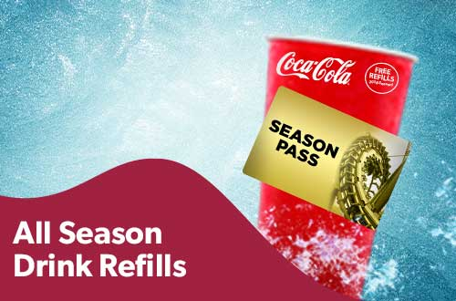All Season Drink Refills