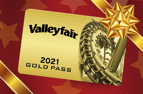 Valleyfair Season Passes