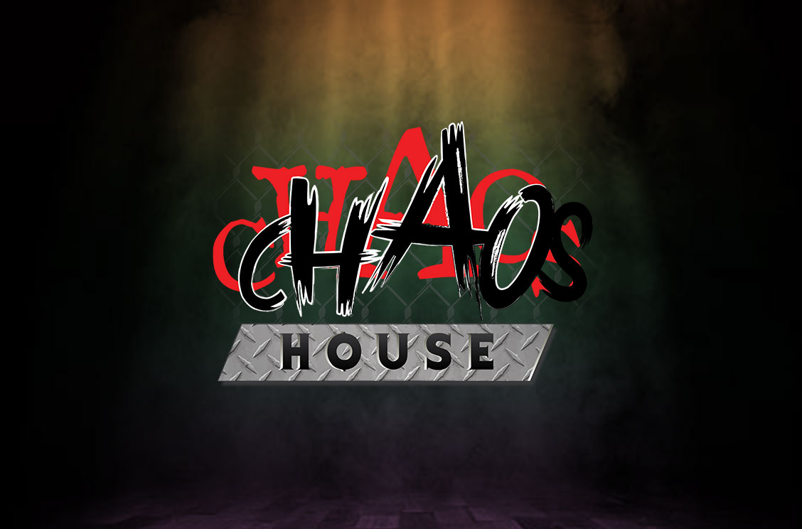 Chaos House at Great America's Halloween Event
