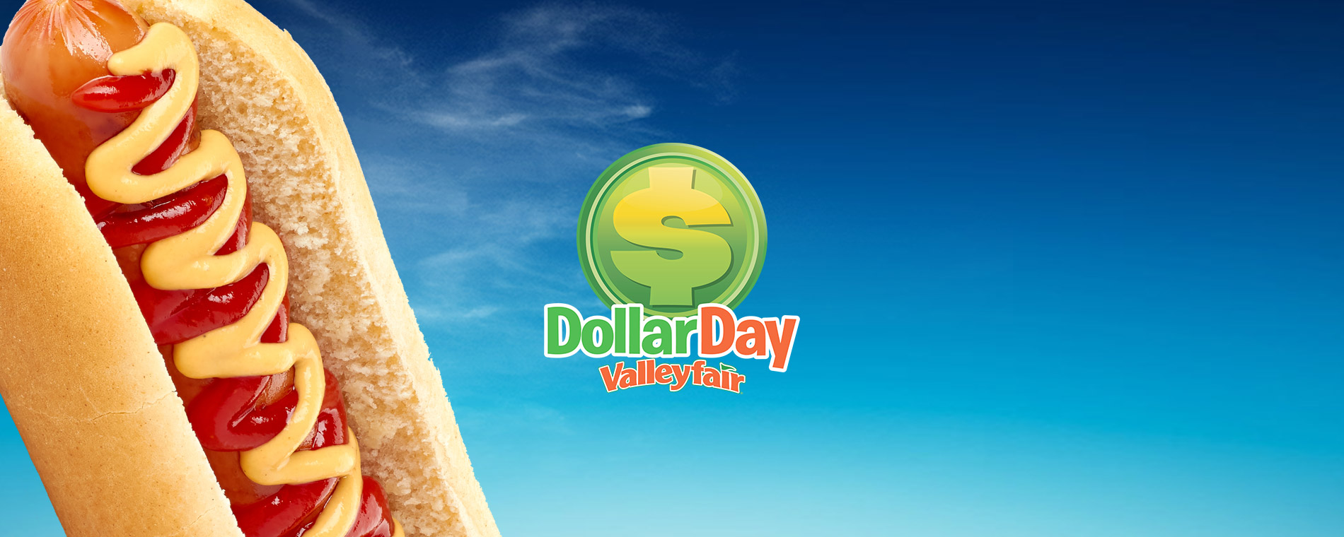 Dollar Days at Valleyfair