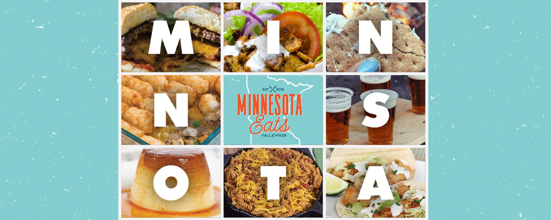 Minnesota Eats Food Festival at Valleyfair