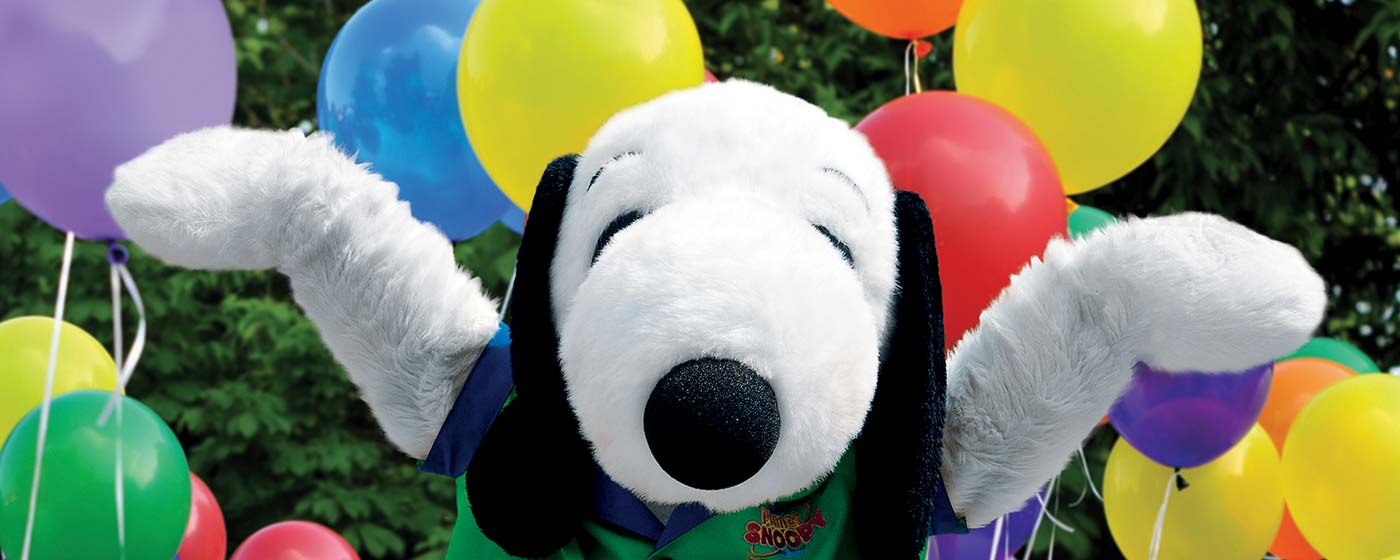 Snoopy's Birthday