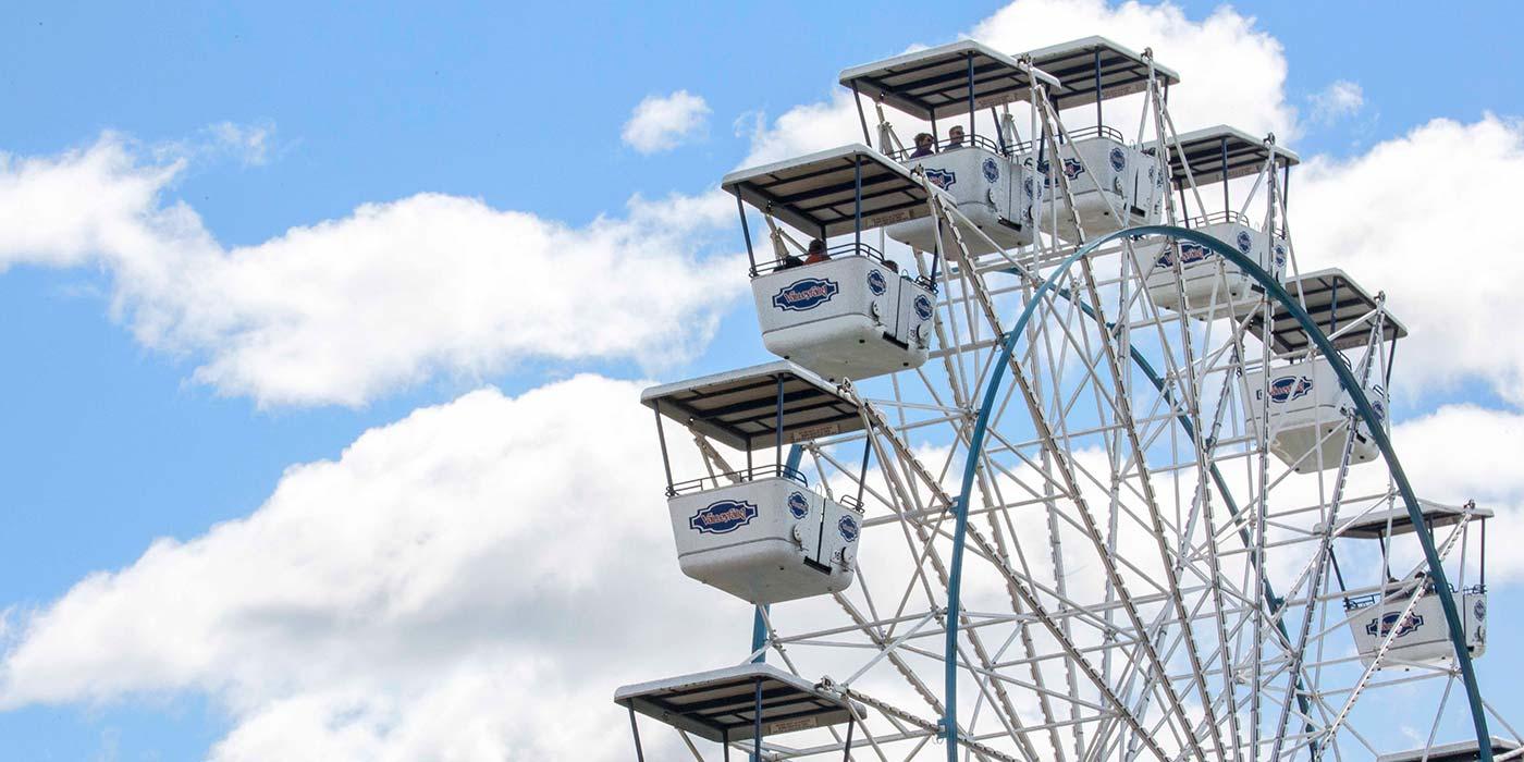ferris wheel valleyfair