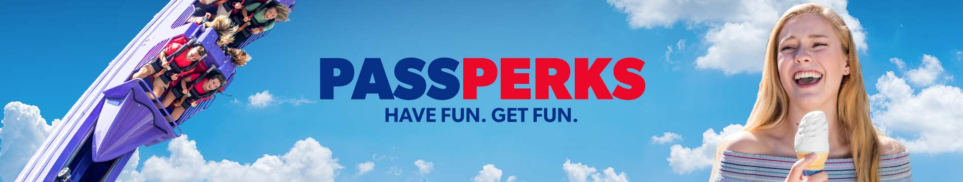 Pass Perks Loyalty Program at Valleyfair