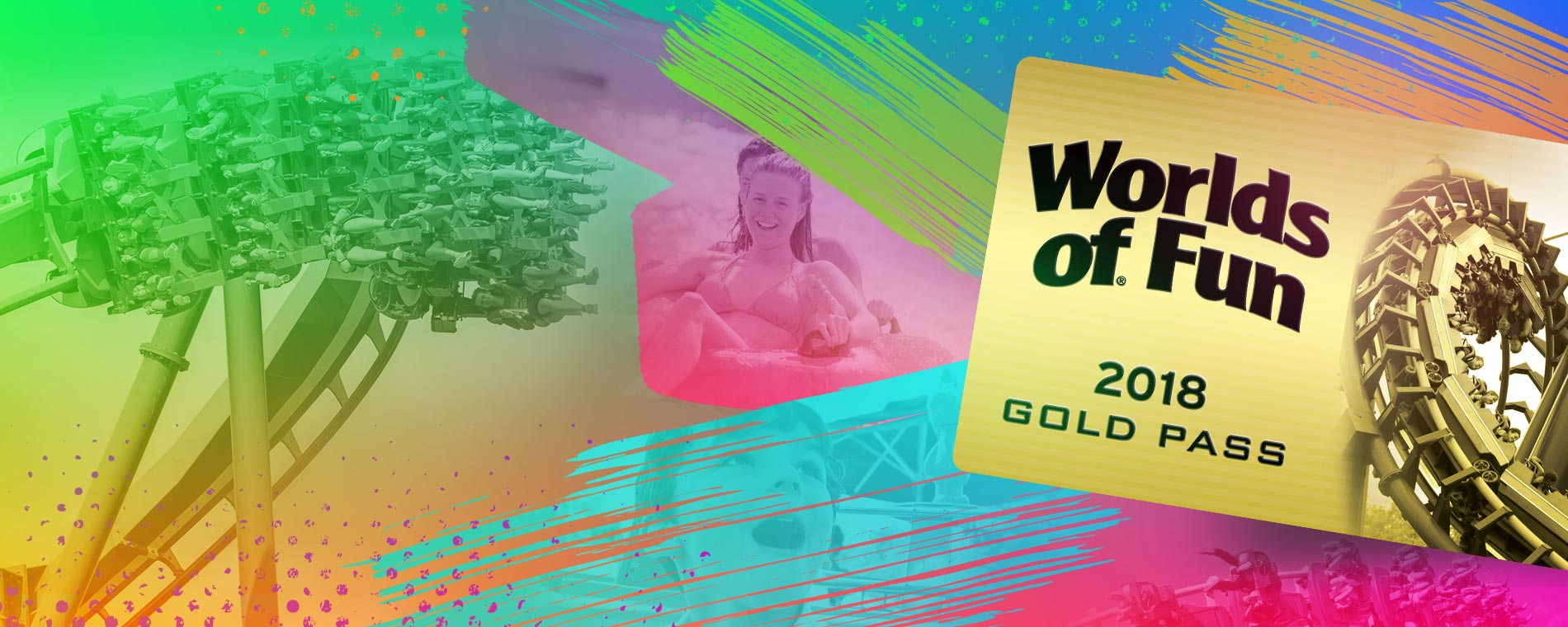 Worlds of Fun Gold Pass