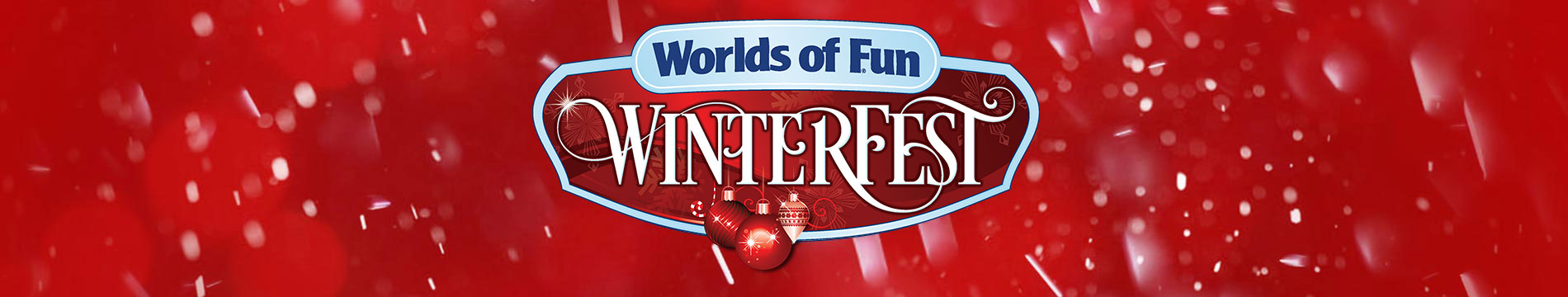 WinterFest Group Sales at Worlds of Fun