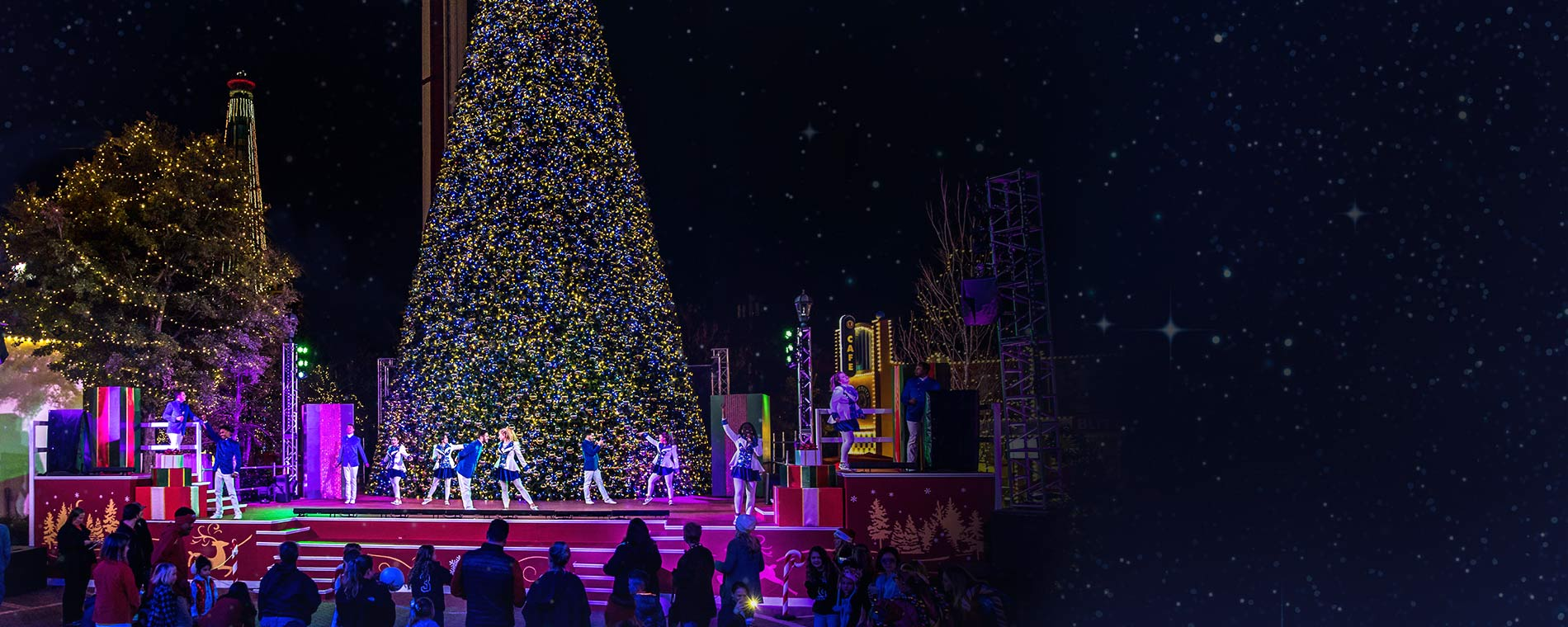 WinterFest Tickets at Worlds of Fun's Holiday Event