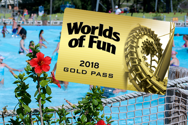 Oceans of Fun Gold Pass