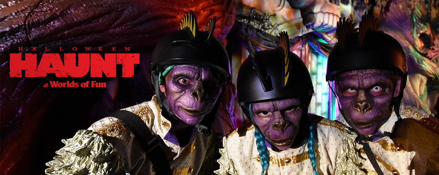 Is Halloween Haunt 2019 Included In 2020 Season Pass Six Scares to Prepare You For Haunt   Worlds of Fun