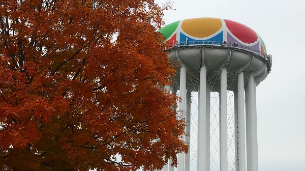 Kansas City Water Tower