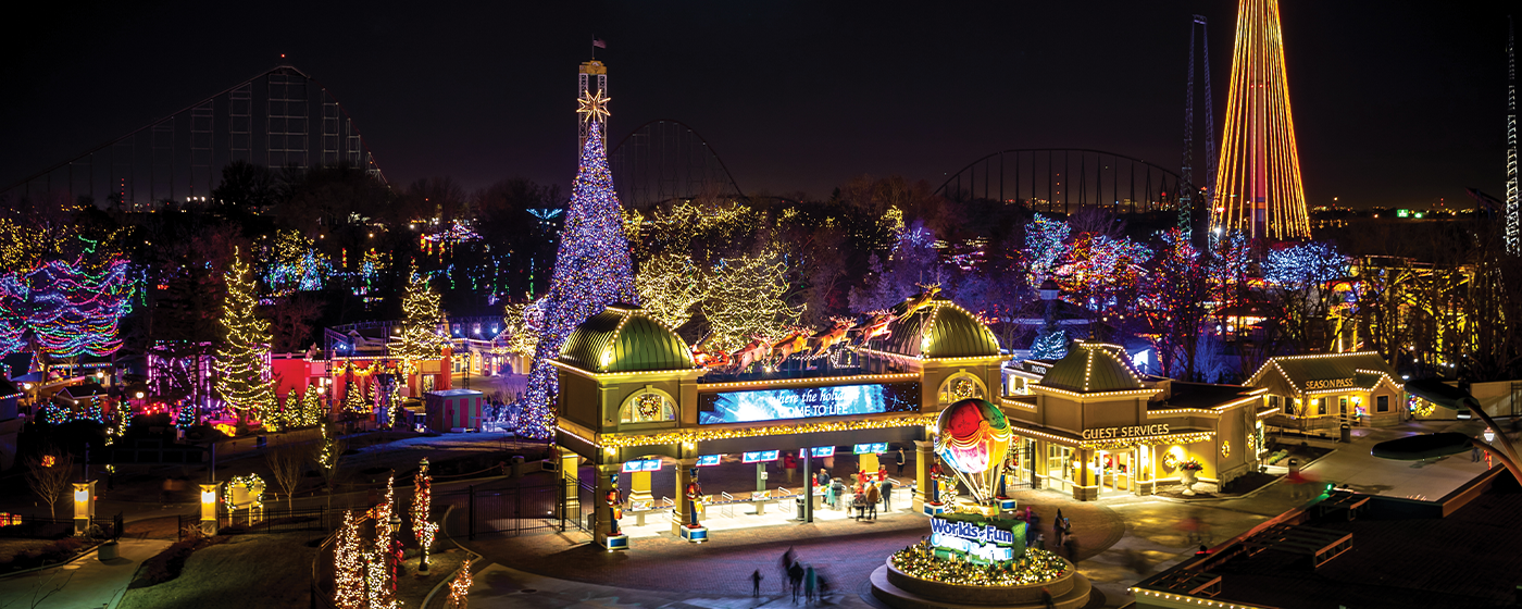 Christmas Events In Kansas City December 8 2020 The Grandest Holiday Event in Kansas City – WinterFest   Worlds of Fun