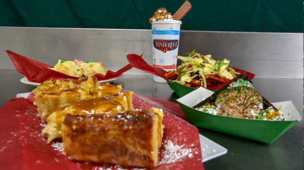 Delicious food is only a small part of makes WinterFest one of the best things to do for Christmas!