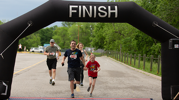 Autism Society of the Heartland 5K at Worlds of Fun in Kansas City
