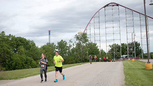Kansas City 5K at Worlds of Fun with Autism Society of the Heartland