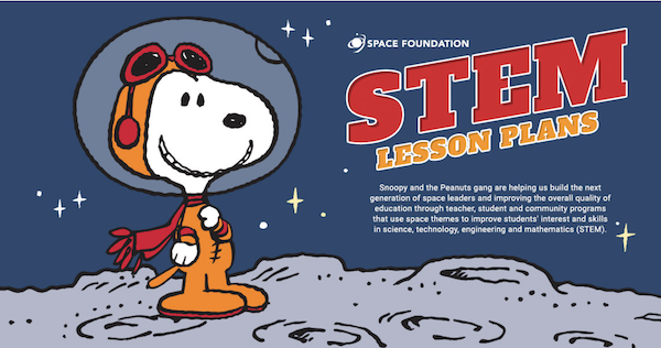 STEAM Lesson Plans from Snoopy Worlds of Fun