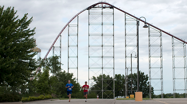 Worlds of Fun 5K Autism